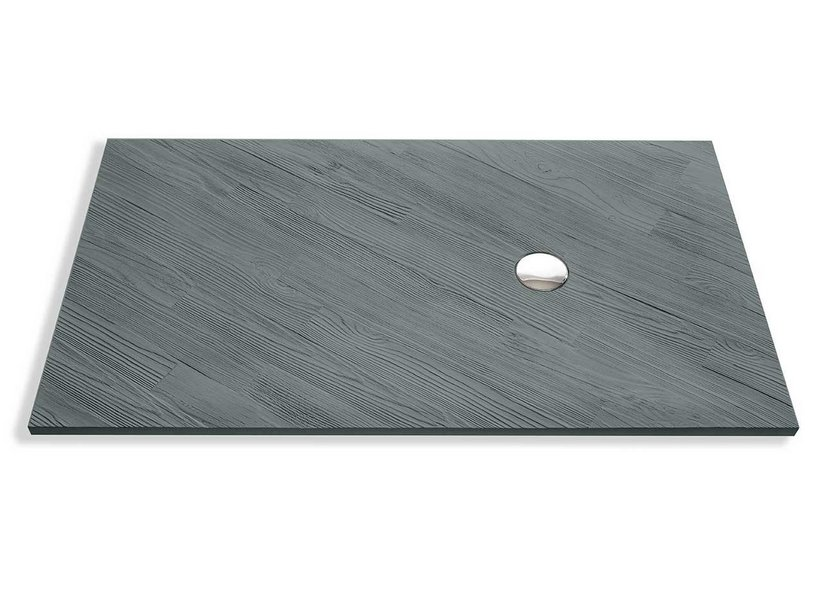 MADERA SHOWER TRAY 140X80 ANTHRACITE