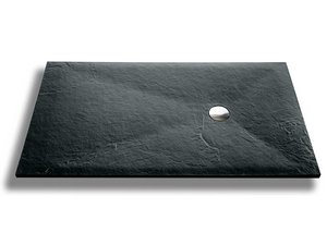 SLATE SHOWER TRAY 70x140 CARNIC GREY