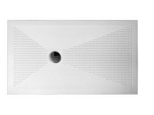 Piatto Doccia Up H3 70x120 Semisfere Bianco Iperceramica