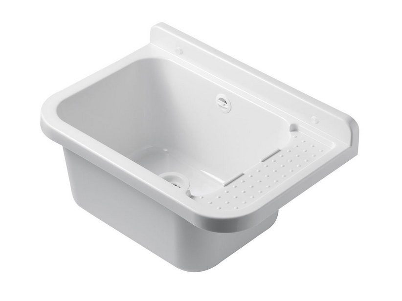 WASHBASIN PP 50X34 WHITE
