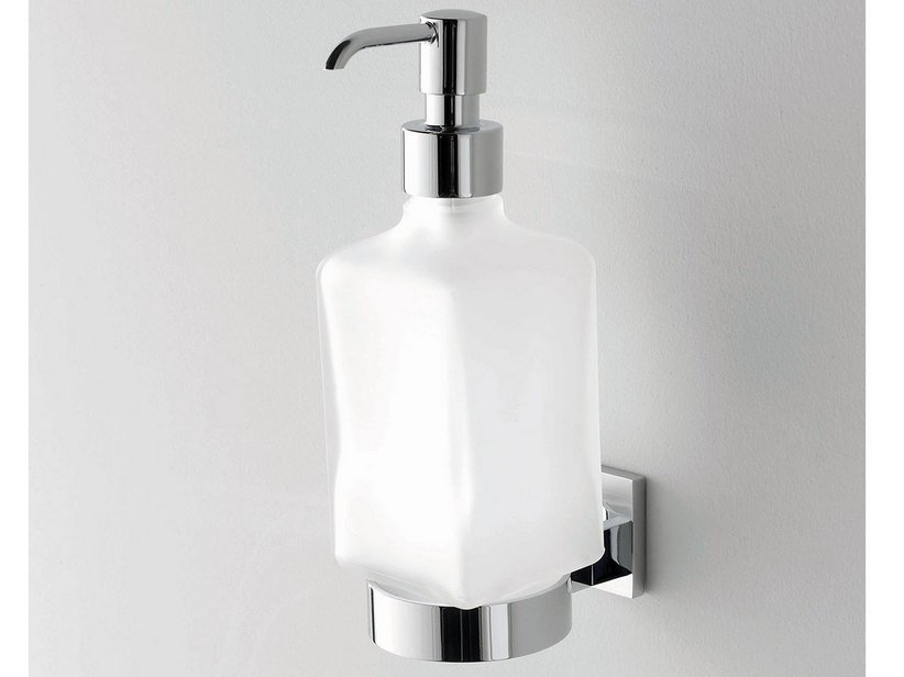 PLANET SERIES SELF-STICK SOAP DISPENSER