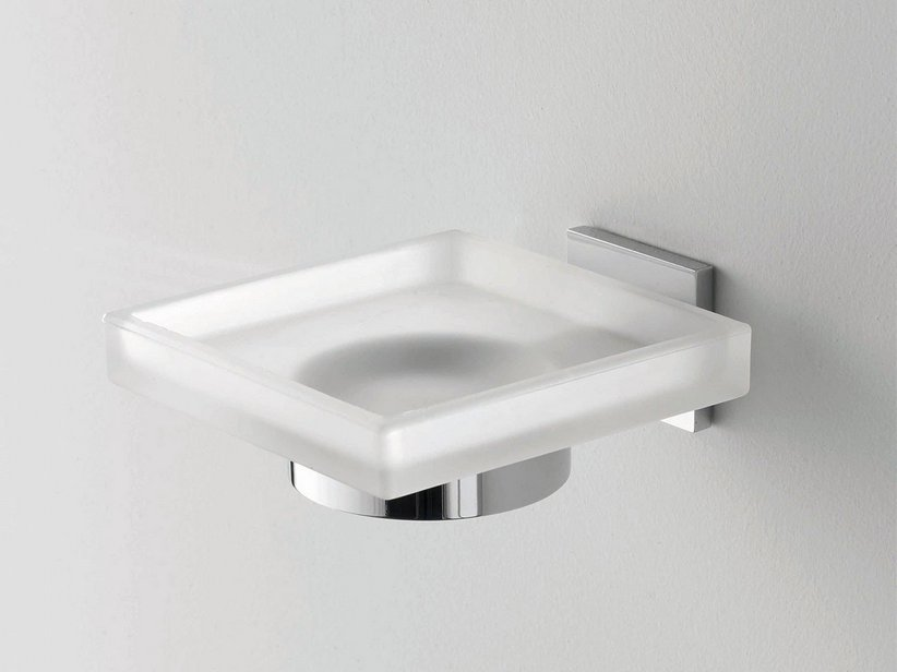 PLANET SERIES SELF-STICK SOAP DISH HOLDER
