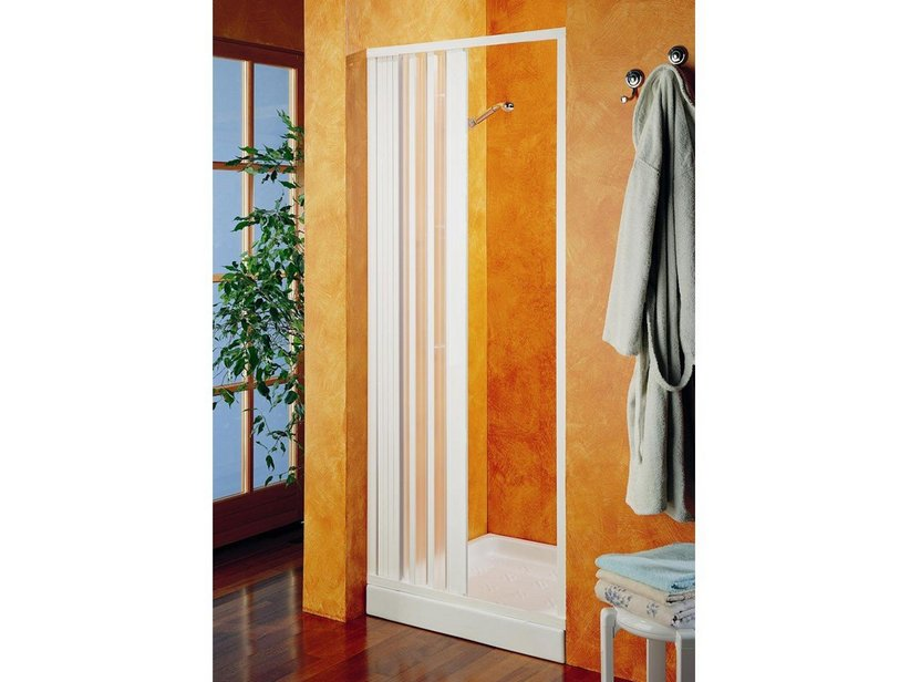 HOBBY REDUCIBLE SHOWER DOOR 90 LVT
