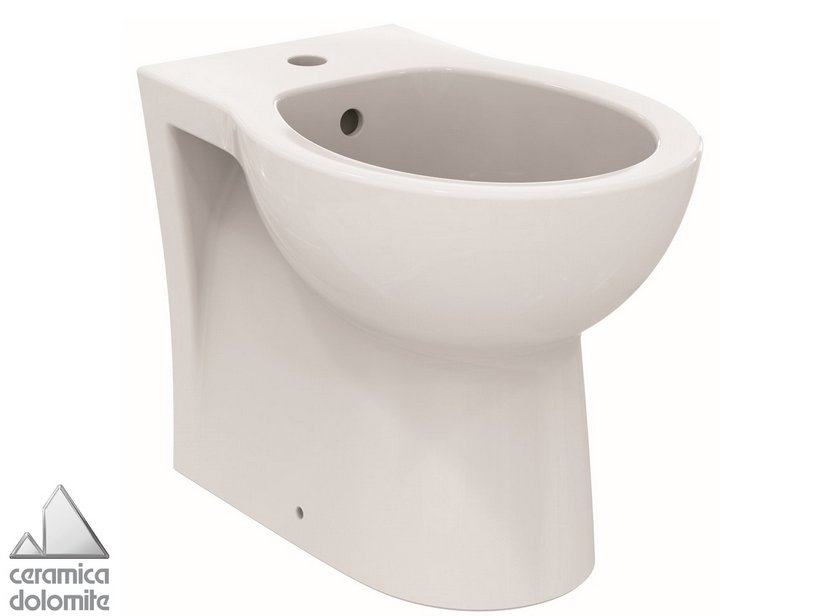 Ceramica Dolomite Ideal Standard.Ideal Standard Quarzo Back To Wall Bidet Iperceramica