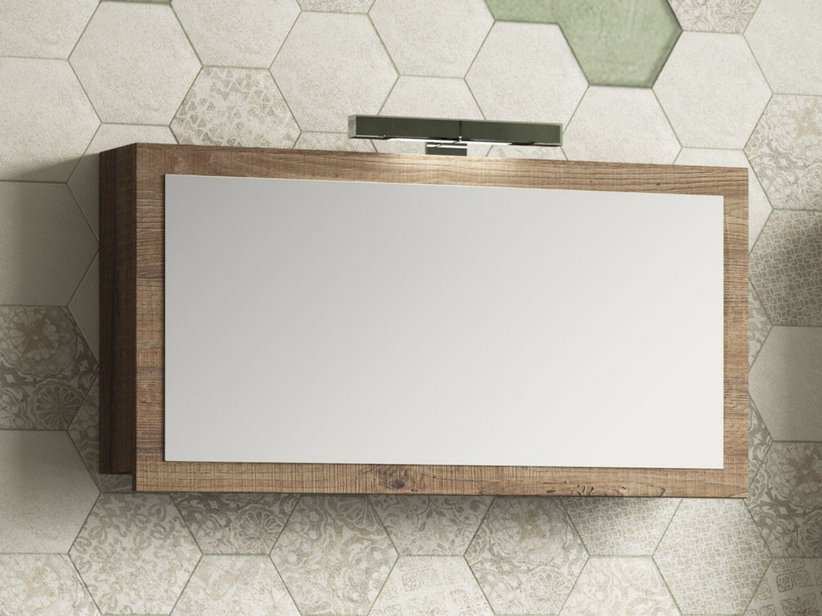 QUBO 70 MIRRORED CABINET SHERWOOD