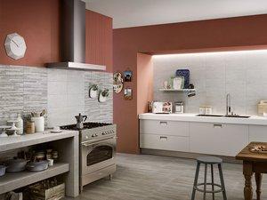 Piastrella Per Rivestimento Cucina 20X45 - Rieti - Iperceramica