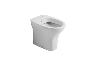 SANIT® EVOLUTION PAN-BIDET H44 57x39