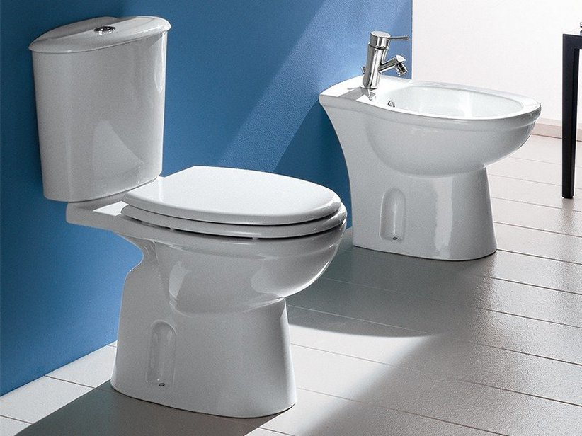 Praga Close Coupled Sanitary Ware