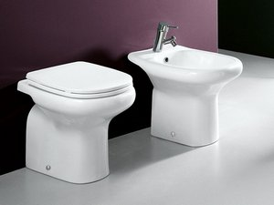ATENE BACK TO WALL BIDET
