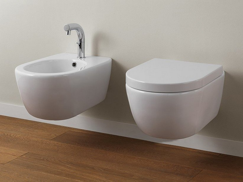 COVER NEW WALL-HUNG BIDET 52x36 cm