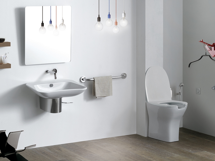 Evolution Disabled Sanitary Ware