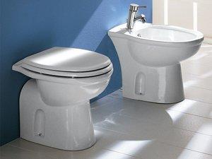Sanitari bidet sospesi per il bagno senza inserzione bundle ebay