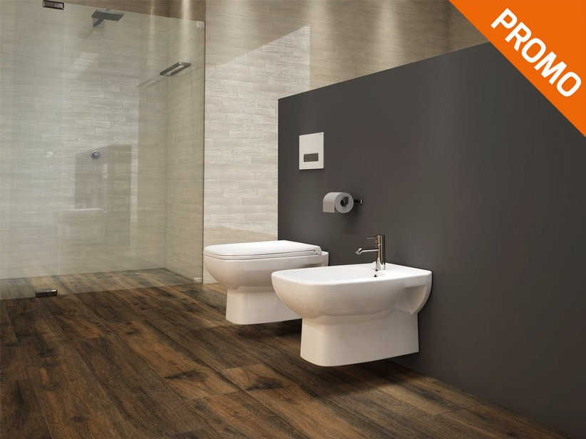 Parigi Wall-Hung Sanitary Ware