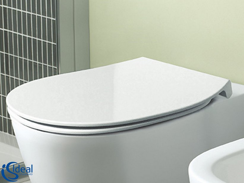 Sedile Wc Ideal Standard.Ideal Standard Connect Soft Close Seat Pan Iperceramica