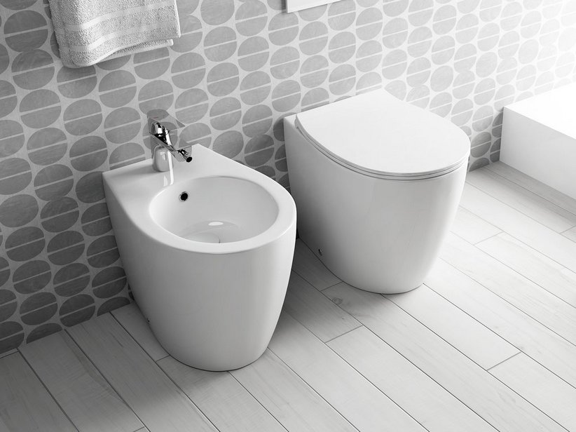 SENTIMENTI SEDILE WC SLIM SOFT-CLOSE - Iperceramica