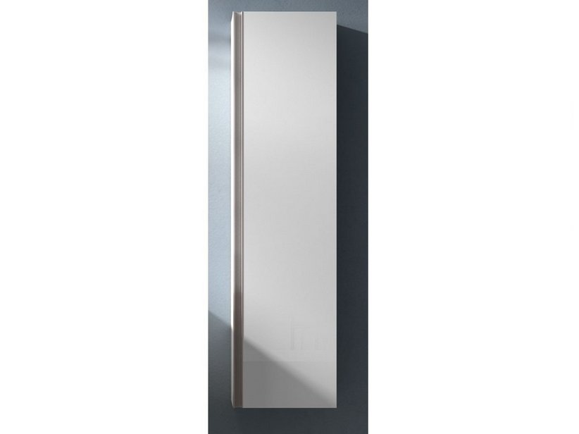 SMART COLOR COLUMN CABINET 36x25 h138 GLOSSY WHITE