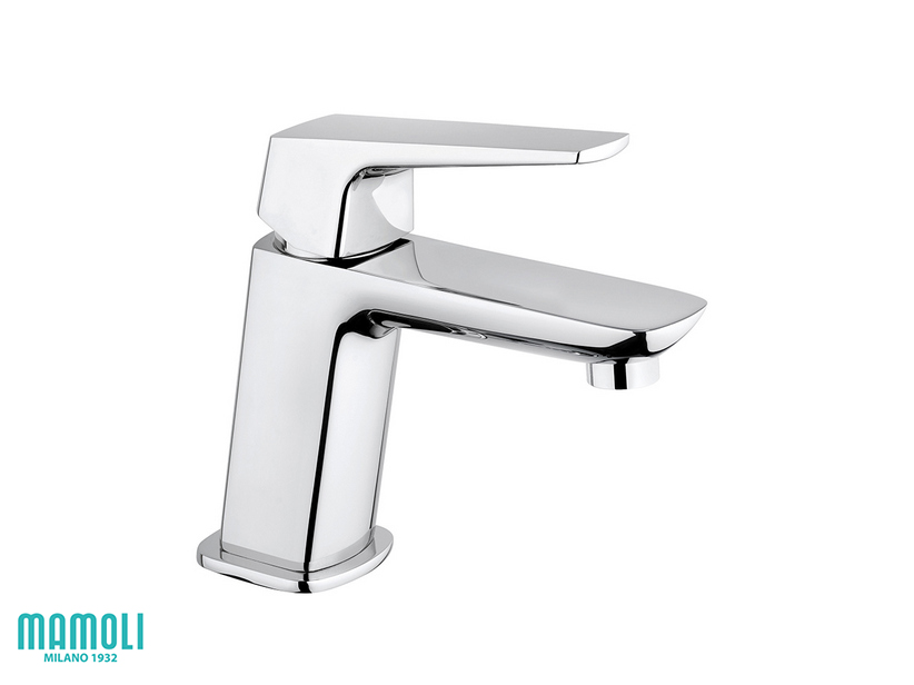SPARTACO BASIN TAP H145 WITHOUT DRAIN CHROME