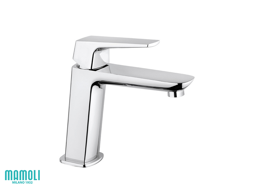 SPARTACO BASIN TAP H170 WITHOUT DRAIN CHROME