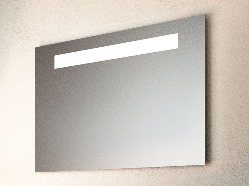 FRAMELESS BACKLIT MIRROR 110X60