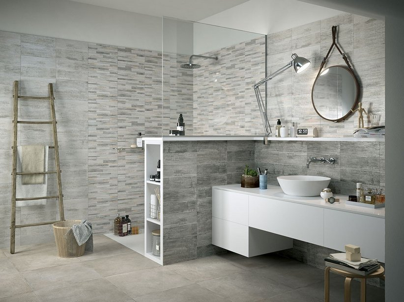 Double-Fired Wood Effect Wall Tile - Taiga