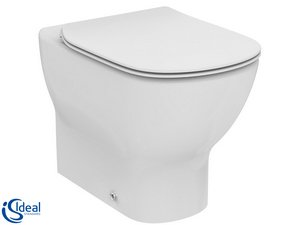 IDEAL STANDARD® TESI WC BACK TO WALL AQUABLADE SLIM-WC-SITZ MIT