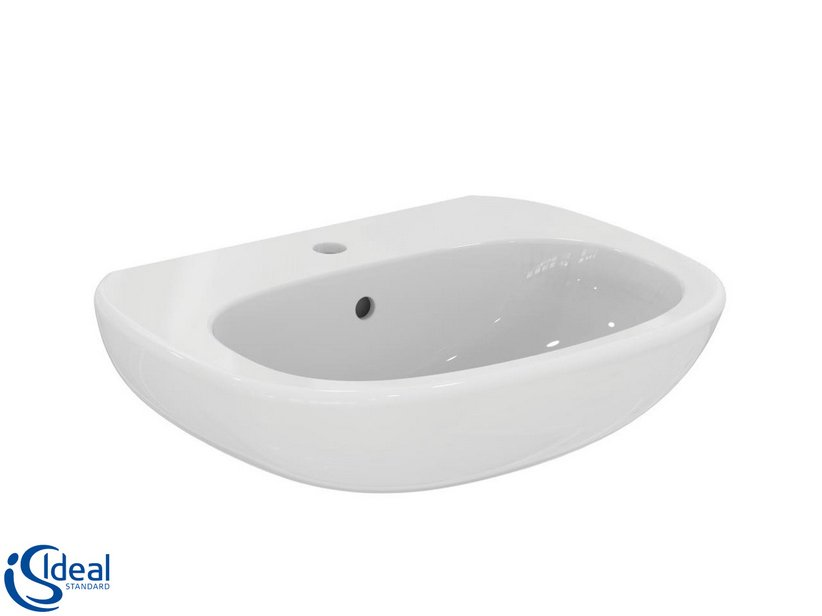 Ideal Standard Lavabo Tesi.Ideal Standard Tesi 2016 White Washbasin Cm 60