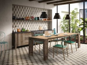 Rivestimento cucina: piastrelle e mattonelle iperceramica