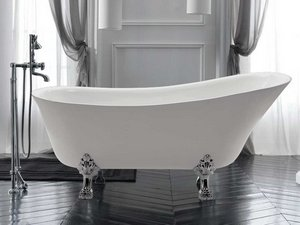 Vasca Da Bagno Freestanding Corian : Vasca da bagno la gamma iperceramica