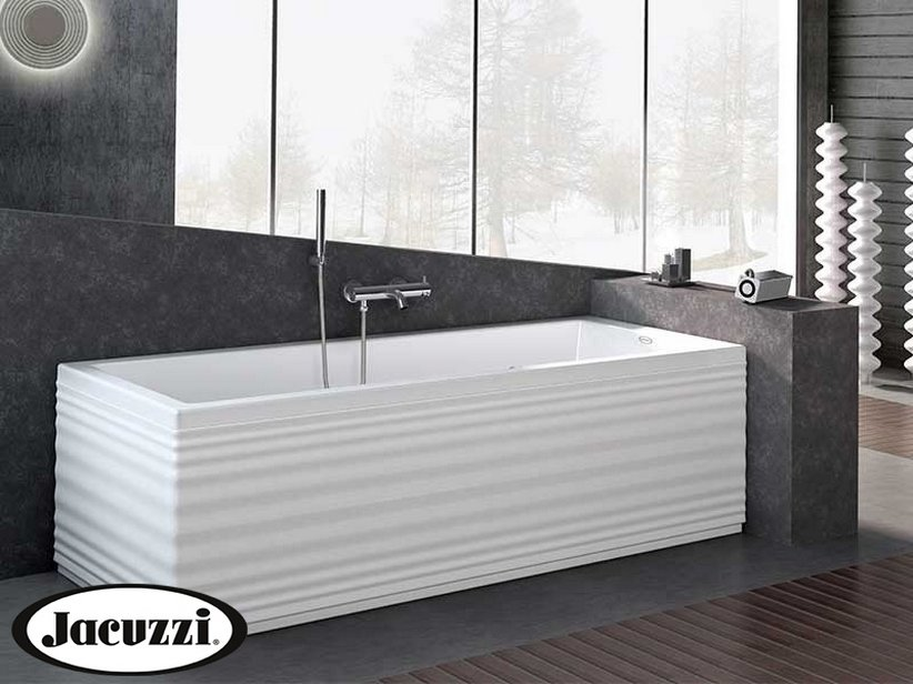 JACUZZI® MOOVE BADEWANNE BLOWER 170X70 LINKS