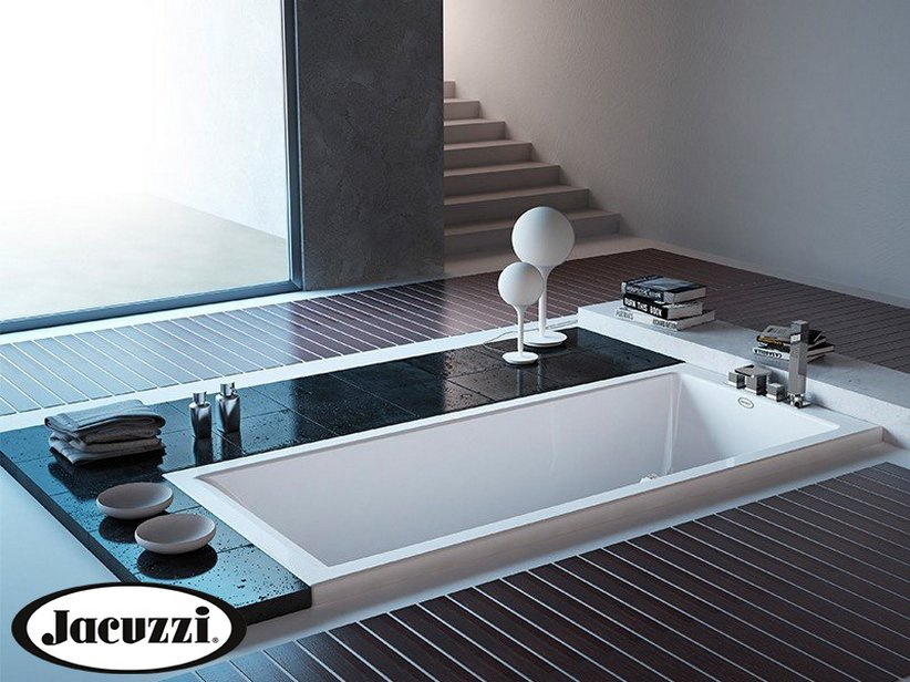 JACUZZI® MOOVE BUILT-IN BATHTUB 170X70