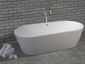 Vasca Da Bagno Piccola Con Piedini : Vasca da bagno: la gamma iperceramica