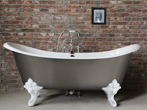 Vasca Da Bagno Doppia Misure : Vasca da bagno: la gamma iperceramica