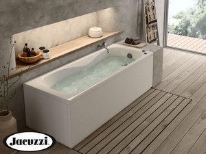 JACUZZI® SOHO WHIRLPOOL BATH 170X70 RIGHT WITH FRONT+SIDE PANELS