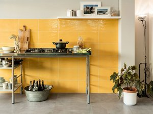Double-fired Kitchen Wall Tile - Easy