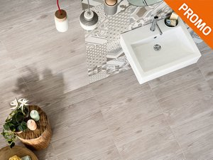 Wood Effect Porcalain Tile - Malibù