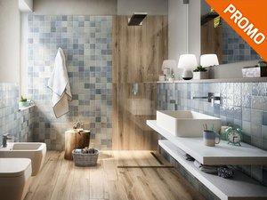 Rivestimento Bagno Verde Mela : Rivestimenti bagno rendi unico il tuo bagno iperceramica