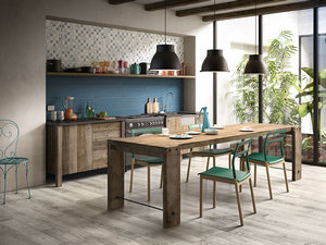 Colored Effect Kitchen Wall Tile - Sugar