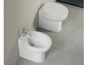 Bit Floor-Mount Sanitary Ware