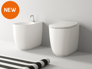 Nolita Rimless Floor-Mount Sanitary Ware