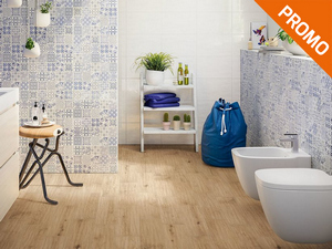 Oak Effect Wall Tile - Yosemite